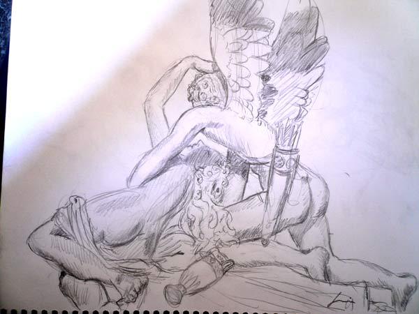 psyche-eros-sketch